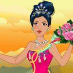 Native American Princess Wedding Dress up